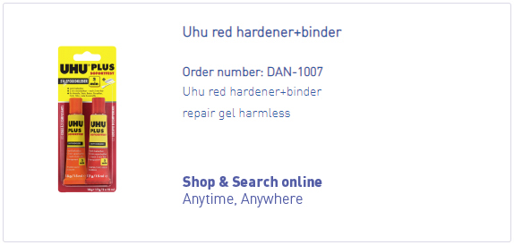DANmed_Uhu red hardener_bindert