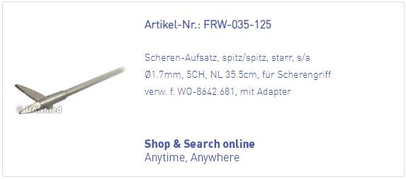 DANmed_ FRW-035-125_Scheren-Aufsatz