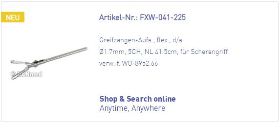 DANmed_FXW-041-225_Greifzangen-Aufsatz